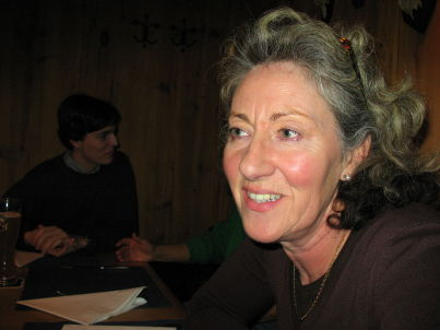 Ihr Gastgeber Marianne Warth
