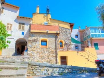 Ferienhaus The House of Stone