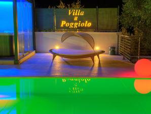 Ferienwohnung Villa il Poggiolo - ViP Panorama