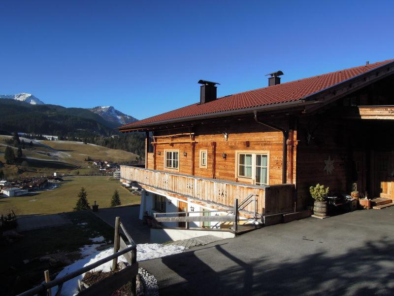 Ferienwohnung im Chalet Achenkirch