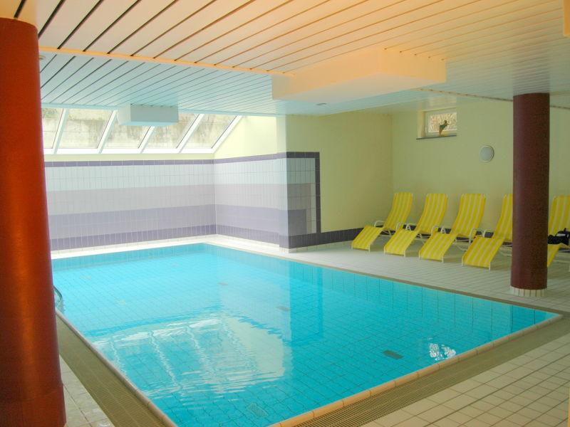 Ferienwohnung im Haus a cappella mit Schwimmbad