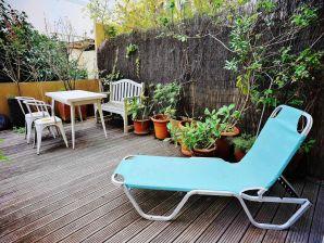Ferienwohnung B Terrasse Esprit
