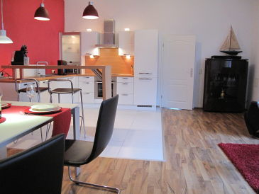 Holiday apartment im Wohnpark am Seedeich 2
