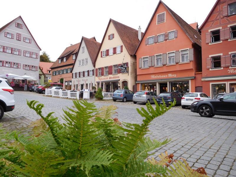 Holiday apartment Schäferei Dinkelsbühl