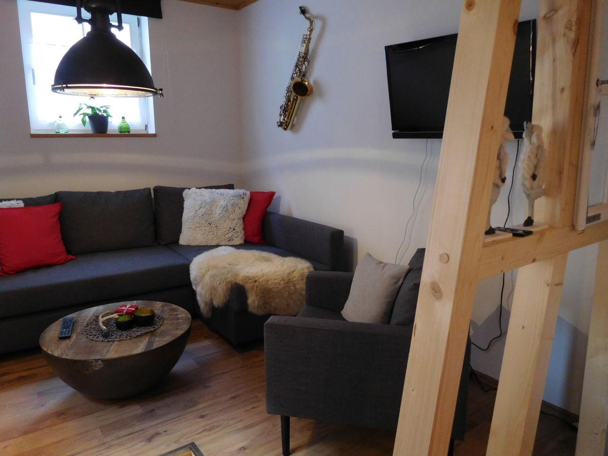 Ferienwohnung sch ferei dinkelsb hl romantisches franken firma feriendomizil die sch ferei - Romantisches wohnzimmer ...