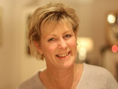 Your host Karin Müntzel
