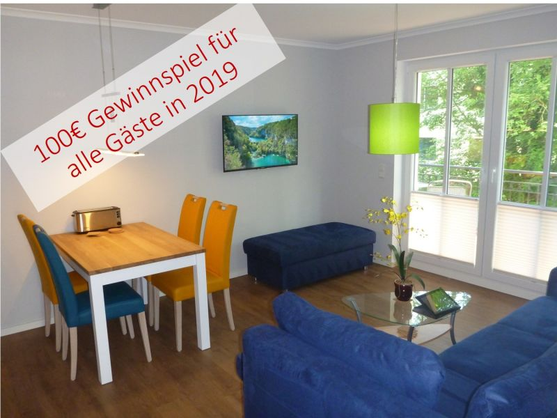 Holiday apartment Liebchen