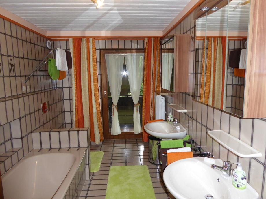 Ferienwohnung eichenhain benat 4s 1 og bayerischer wald for Badezimmer 11qm