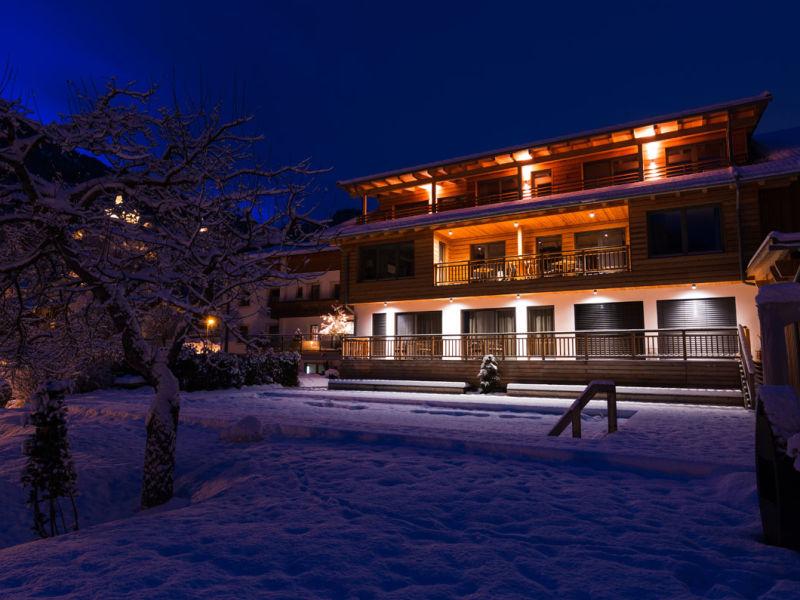 Ferienwohnung Antonius Natur Apartments