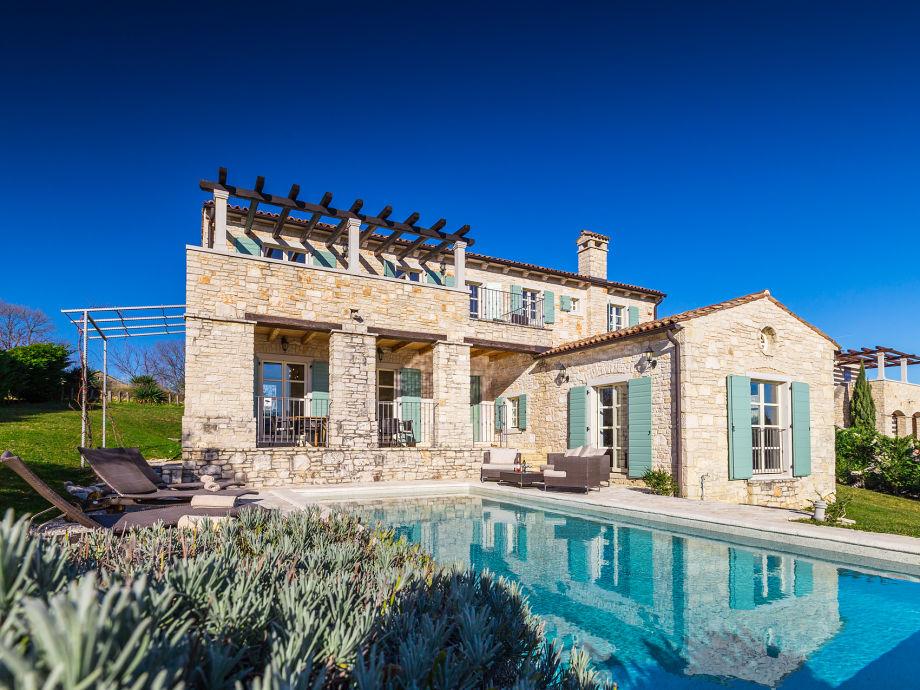 Außenaufnahme Villa Valsol