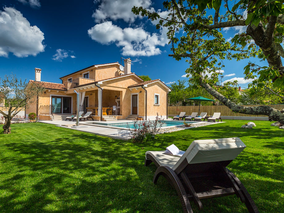 Außenaufnahme Villa Rotonda
