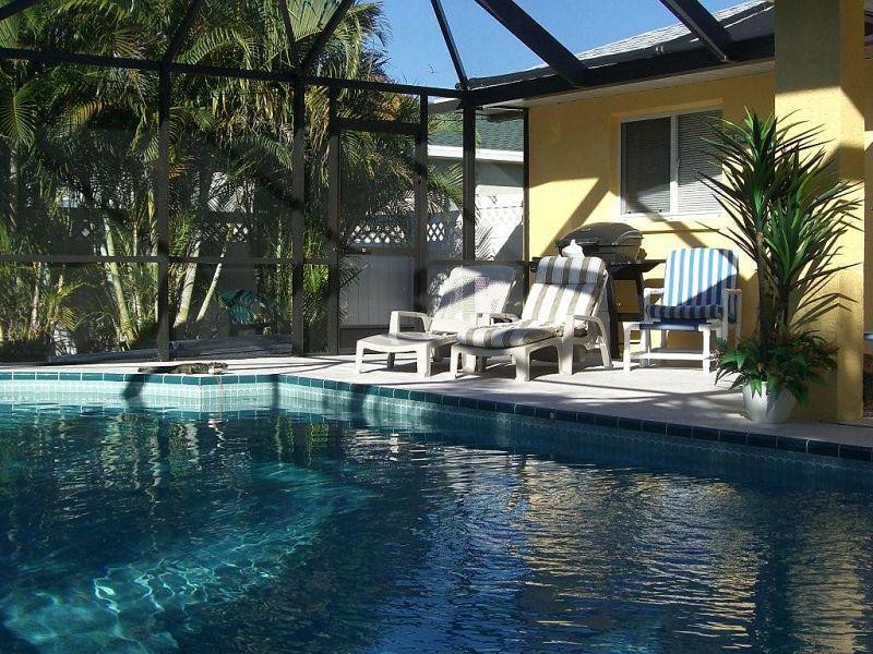 Ferienhaus Sunrise 3324-Tropical Paradies in Cape Coral-