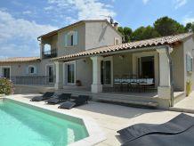Villa Vue sur Ventoux dans le Lubéron