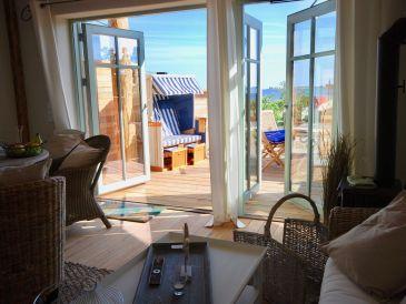 Ferienwohnung Strandhaus-Fehmarn, Captains-Deck