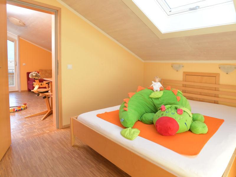 Ferienwohnung Familien- und Babyurlaub Haus Bergahorn