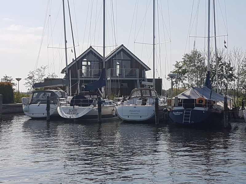 Ferienwohnung Hafenwohnung Stavoren