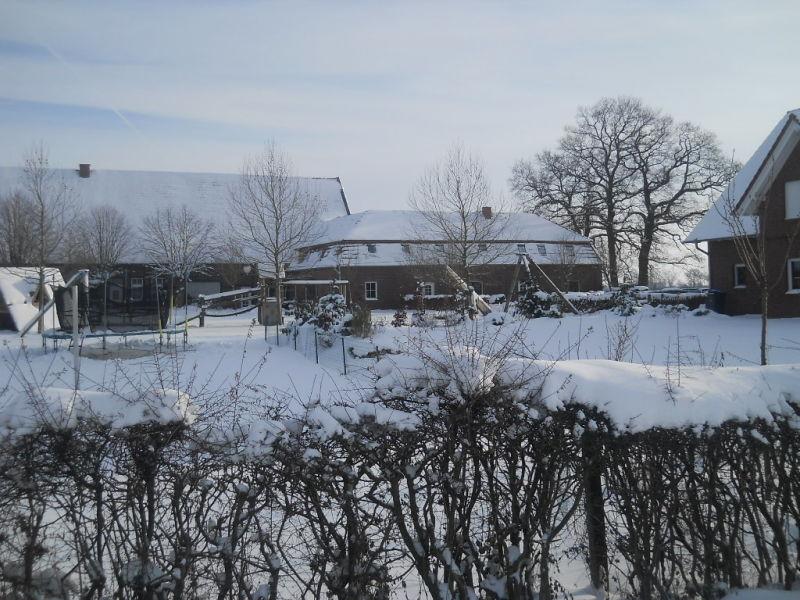 Ferienwohnung Bauernstübchen 1 auf dem Bauernhof Schwienhorst