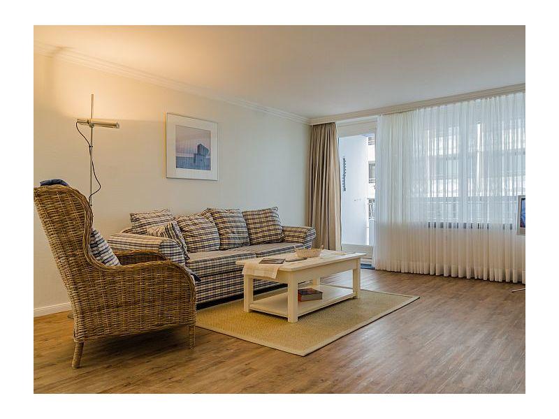 "Apartment im Haus ""Sylter Welle"""