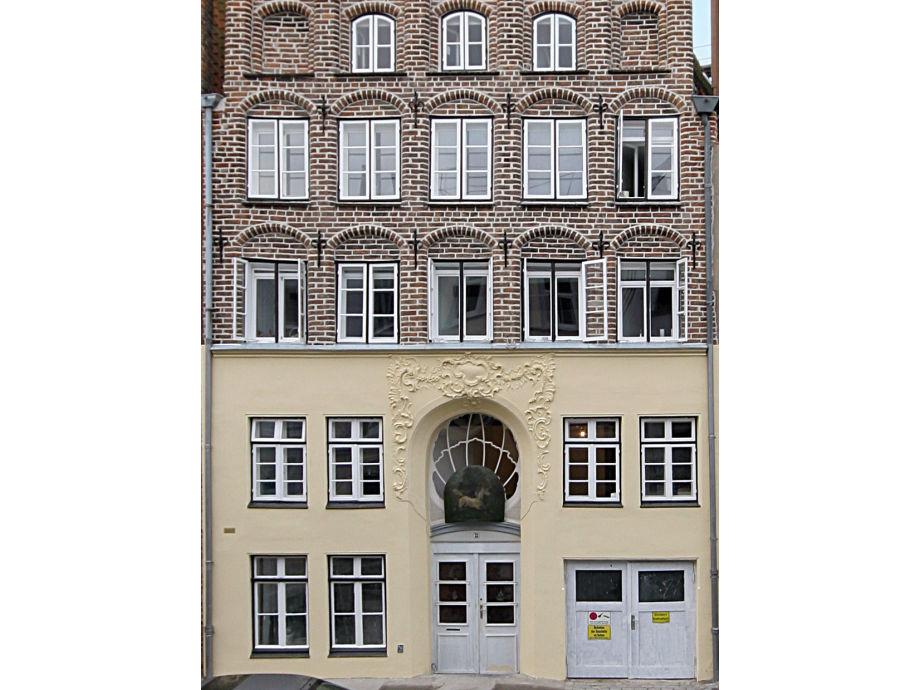 Ferienwohnungen Lübeck, Einhornhaus