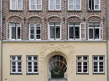 Holiday apartment nearby Burgtorkloster