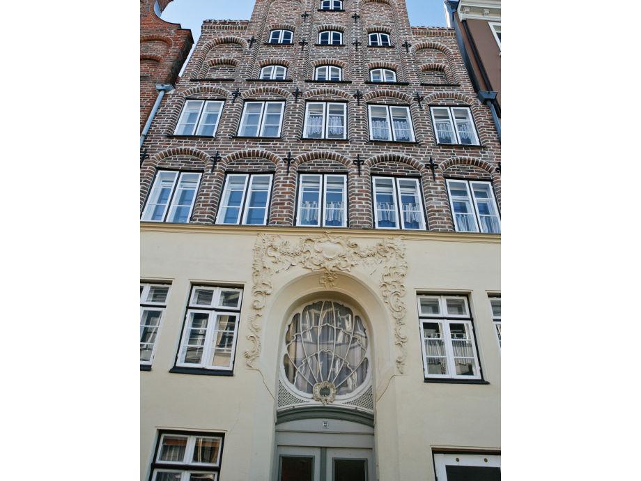 Ferienhaus Einhornhaus Lübeck