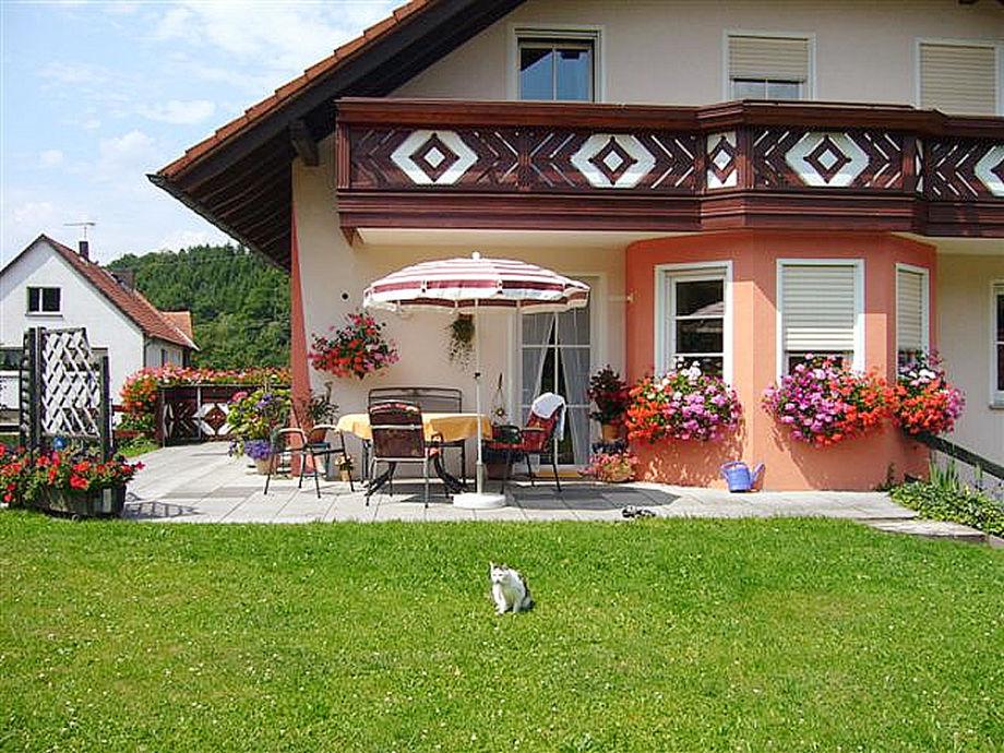 Haus Bernhardt  (Ansicht ist nicht die Ferienwohnung )