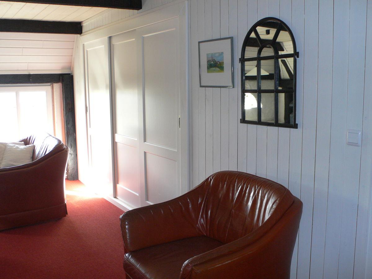ferienwohnung im altes pastorat nordfriesland frau. Black Bedroom Furniture Sets. Home Design Ideas