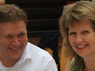 Your host Angela und Peter Ladurner