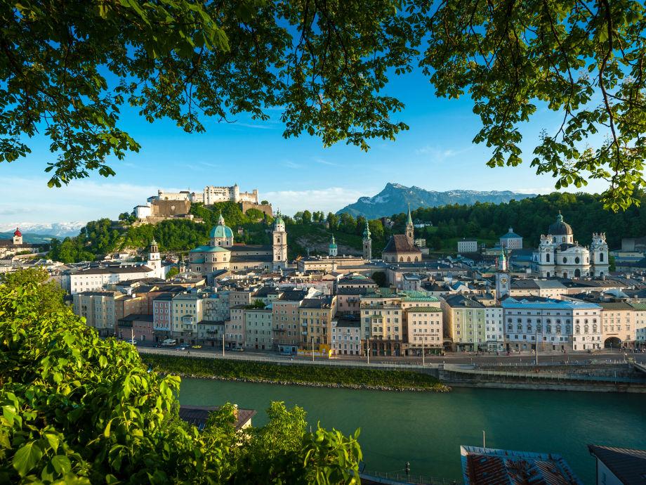 Mozartstadt Salzburg (Tourismus Salzburg)