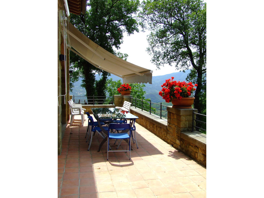 Villa Tita mit Pool Toskana Frau Marion Sander