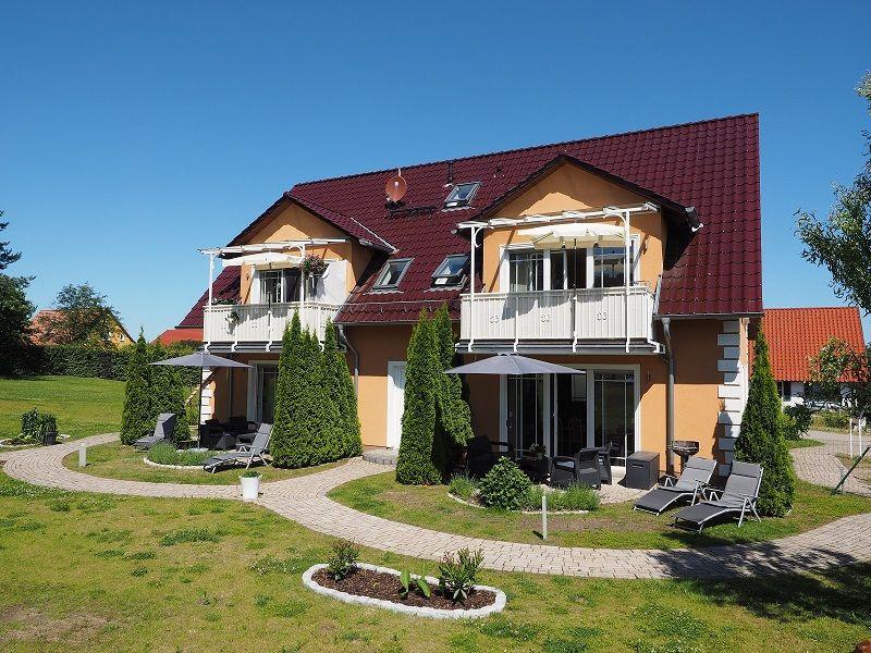 Ferienwohnung 1 im Ferienhaus Korswandt