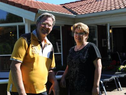 Ihr Gastgeber Claudia und Rainer Schulze
