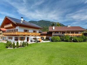 Ferienwohnung Alpspitze im Ferienhaus Gabi