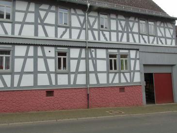 Ferienhaus Hofreite Rossdorf