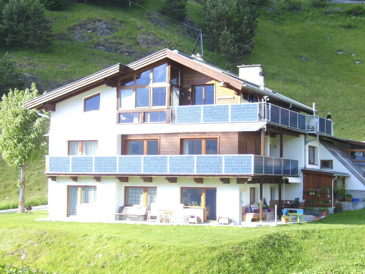 Ferienwohnung Haus Hermann`s Ruh, Tirol - Imst - Oetztal- Niederthai ...