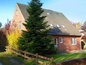 """Ferienwohnung 4 """"Gartenhaus"""" im Haus Düneneck 14 (ID 299)"""