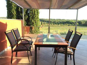 Ferienwohnung Joy of olive mit Pool