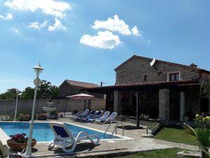 New villa Anna with pool