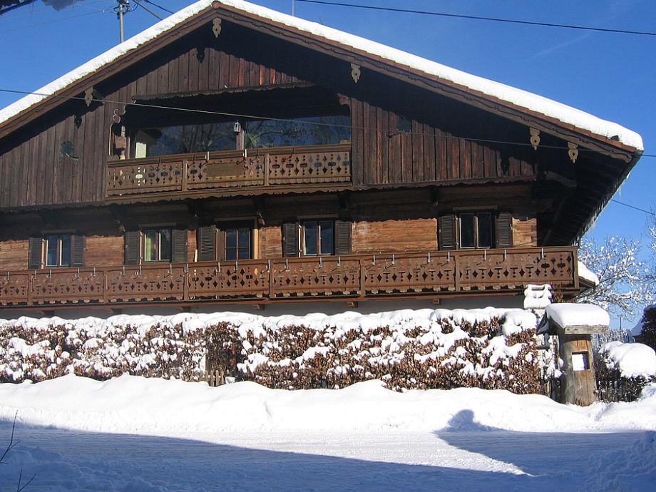 Farmhouse built in 1666