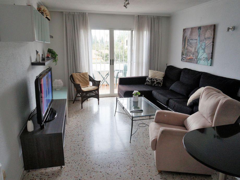 Ausstattung Appartement Cuenca