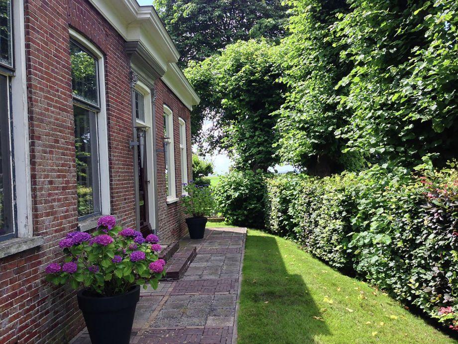 Außenaufnahme Huis Van Engelen