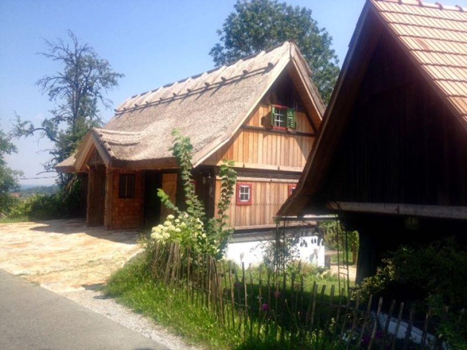 Außenaufnahme Ferienhaus-Gregorlipperl