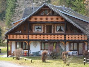 Holiday apartment Type 1 at residential park Weiherhof at lake Titisee