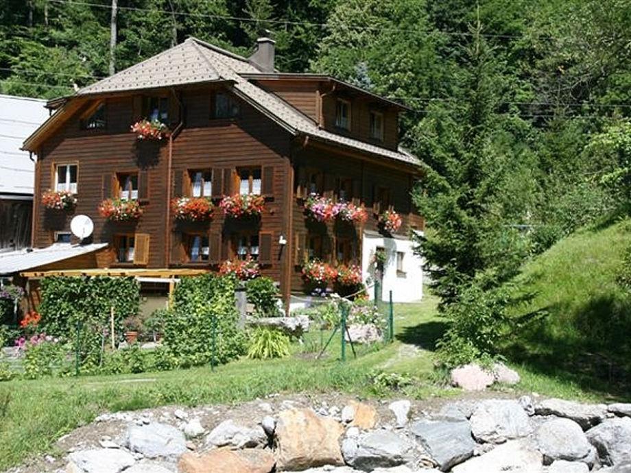 Ferienhaus Mosbach - Herzlich Willkommen!
