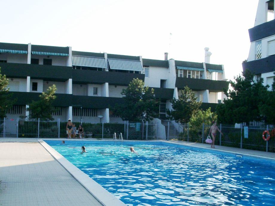Gemeinschaftlicher Pool