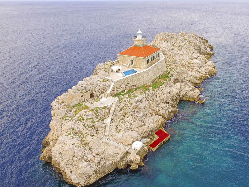 Villa Lighthouse Grebeni (V4101-K1)