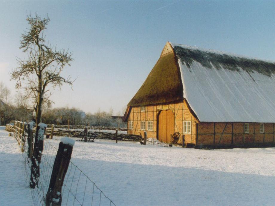 Auch im Winter ein schöner Platz