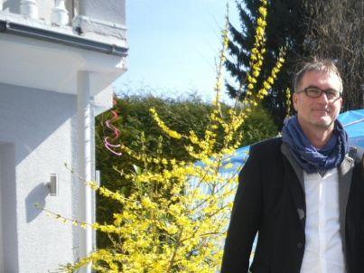 Ihr Gastgeber Thomas Wiehemeier
