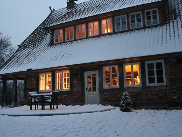 Holiday house Dibbersen