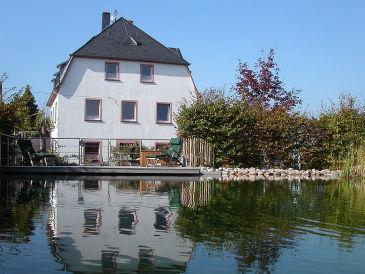 """Ferienwohnung """"Marksburg"""" im Haus Salzbornhöhe"""